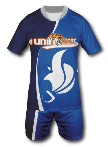 UNINKSPORT MAILLOT SUBLIMATION BADMINTON